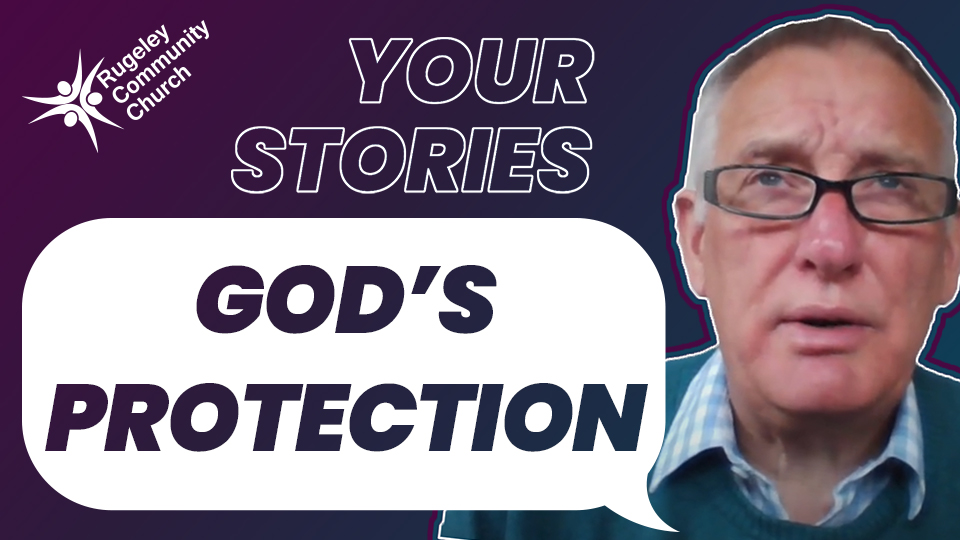 Dave Story of Gods Protection