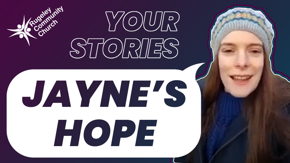 Jayne - Hope During the Pandemic