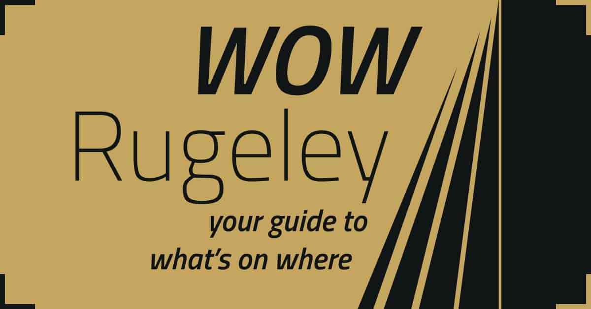 What's on Where Rugeley